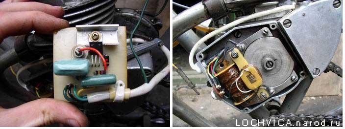 Как сделать двигателем д-6