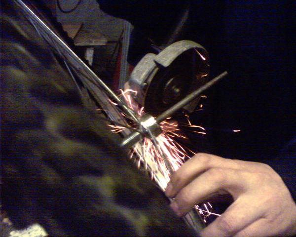 Как сделать мотосамокат